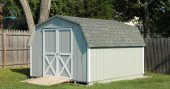 """98 Free Shed Plans and Free Do It Yourself Building Guides - The great thing about building your own shed is you can used reclaimed wood and materials. Pallets are easy and almost all the time free on Craigslist (make sure you only get """"HT"""" heat treated) just separate all the wood on the pallet and before you know it you will have amassed a great pile of reclaimed wood."""