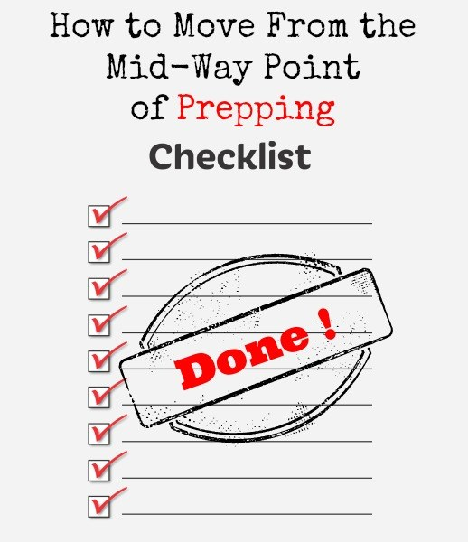 """Getting Out of Your Prepping Rut - Every prepper who makes it past the first year or two will eventually find themselves in a rut. They may walk into their storage areas and look upon all they've accomplished with pride. Lingering under the pride is a burning question, """"Now what?"""" You have hit a prepping rut."""