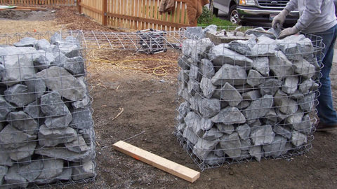 DIY Fence Posts With No Digging