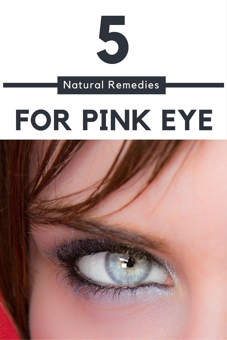Natural care for eyes