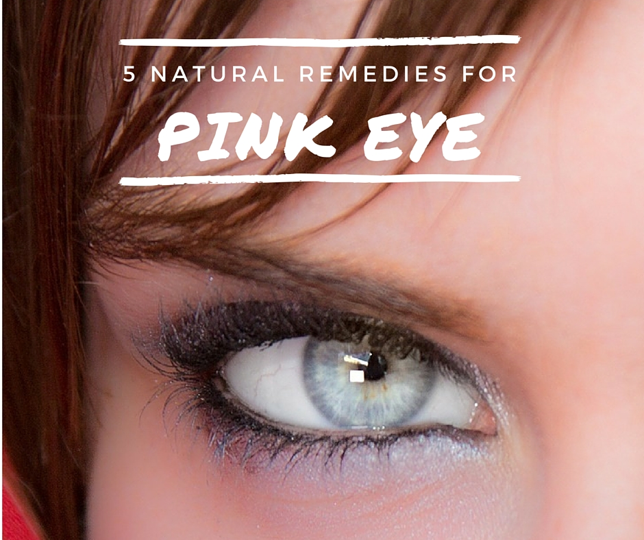 5 Natural RemediesFor Pink Eye - Pink Eye, also called conjunctivitis, is an extremely contagious bacterial or viral infection of the outermost layer of the eye and the inside surface of the eyelid. It is a common condition this time of year, when pollen counts are high, allergies are running rampant.