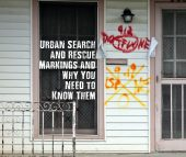 Urban Search and Rescue Markings, and Why You Need to Know Them - You can use this information to learn about the marked buildings and tell who was there and when. You can find out whether your friends and neighbors are safe or have ended up as casualties.