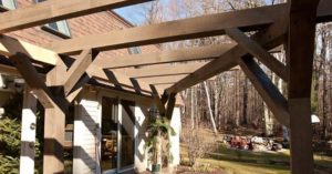 How To Build Your Own Pergola (and Save Thousands!) - This article provides 4 great step-by-step guides so you can make your own pergola and establish your garden area as the focal point of your back yard. I recommend adding a seating area to enjoy your garden and the quiet relaxation.
