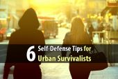 6 Self-Defense Tips For Urban Survivalists - When it comes to survivalists, one thing is certain: they love their guns. This makes perfect sense. After all, not only do guns make it easier to hunt for food, they make it FAR easier to defend one's home against looters. But because survivalists count on their guns for protection, they tend to neglect hand-to-hand combat skills.