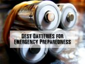 Best Batteries for Emergency Preparedness - Batteries are actually confusing little things, so many different sizes and types. Read this great article that explains the different types of batteries, goes over each one and explains which are best for when SHTF.