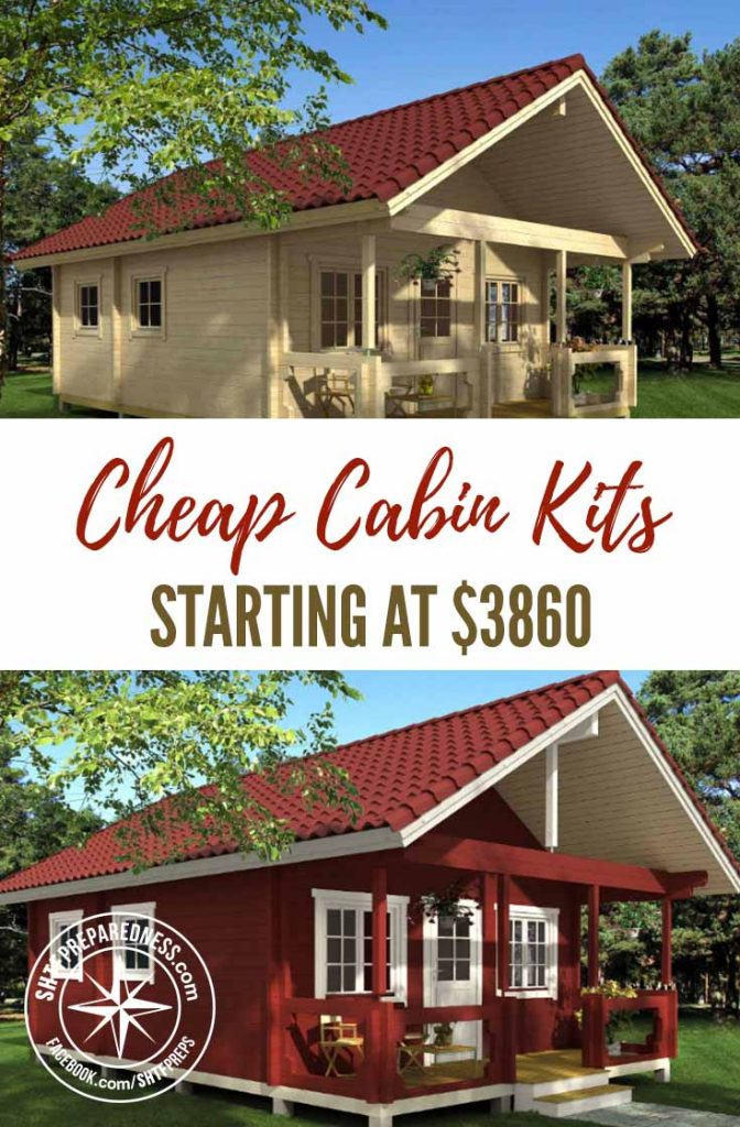 Cheap cabin kits