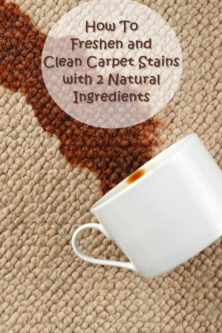 How to freshen carpet floor matttroy for How to clean floor stains