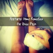 Natural Home Remedies for Knee Pain - The knee is the biggest joint of the body. Mild to moderate knee pain can often be successfully treated at home. Whether due to a sprain or arthritis, there are several ways to combat the pain.