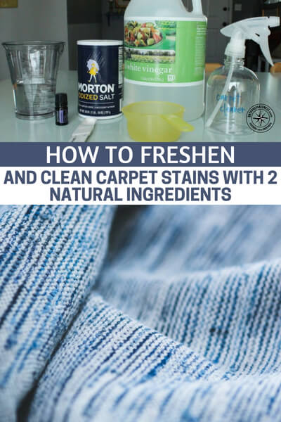 how to know if carpet is clean