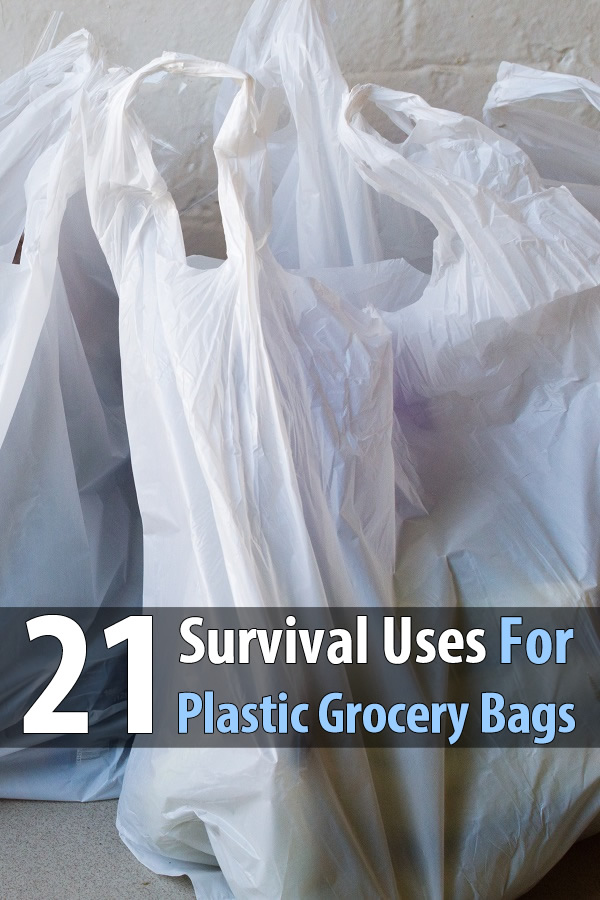 21 Survival Uses For Plastic Grocery Bags Shtf Prepping
