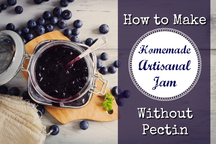 "How To Make Homemade Jam Without Adding Pectin - Nothing says ""summer preserving"" more than homemade jam, but if you're using store-bought pectin, you may be adding ingredients that you'd rather leave out."