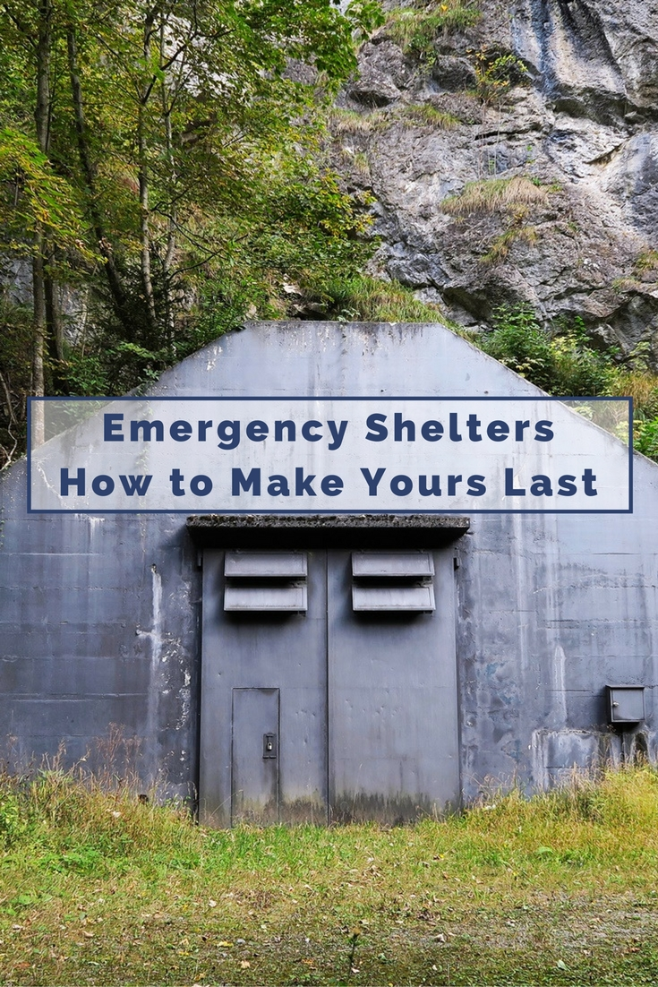 Small Farm Shelters : Emergency shelters how to make yours last shtf prepping