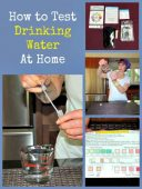 How To Test Drinking Water at Home - You need to be able to test your own water. From a prepper standpoint, having the knowledge to test water for potability is a very valuable skill to have. It can mean the literal difference between life and death for those surviving with you.