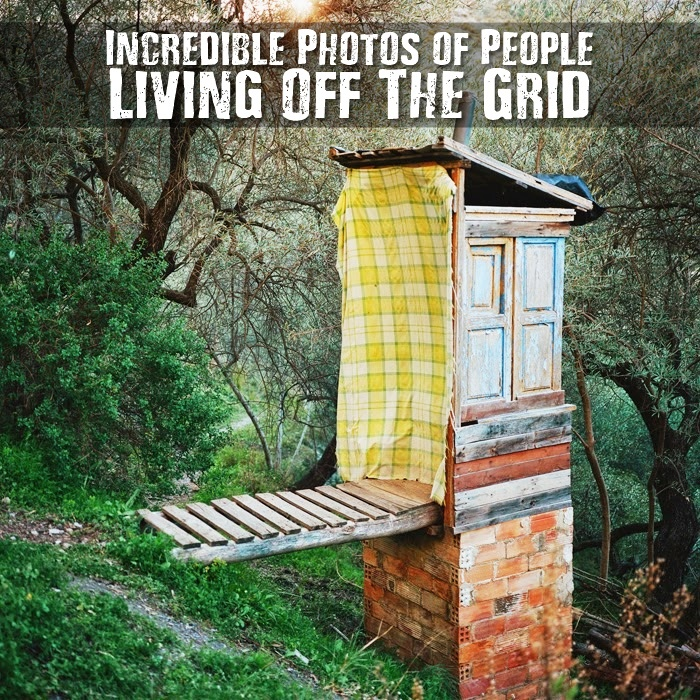 Tiny Home Designs: Incredible Photos Of People Living Off The Grid