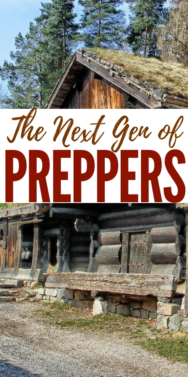 The Next Gen of Preppers — Regardless of what you may think or feel about the millennial generation, there are certain things about them that have far exceeded their parents' generation. Information, for example.