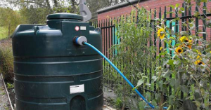 How To Choose The Right Rainwater Tank — I am sad to say that the subject of collecting your own rainwater is getting more and more controversial because states are starting to make this illegal. I can't say I agree with the reasoning, but I can guess it comes down to money.
