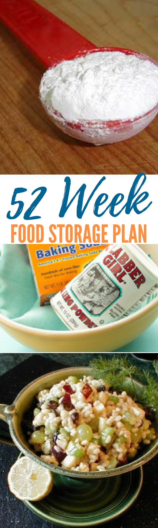52 week food storage plan shtf prepping homesteading central 52 week food storage plan forumfinder Gallery