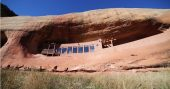 Off Grid Self-Sufficient Home Inside a Mountain - I came across this amazing self-sufficient property in Utah that shows you really cool ideas when it comes to living off the grid. Try building your home in a mountain!