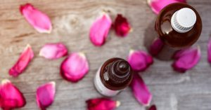 DIY Skincare Products Made With Essential Oils - Considering the rising price of...well everything, skin care products are seen as more of a luxury now than ever before in modern times. Thankfully, there are a growing number of people who choose to make their own products that cost far less, perform better, and can be tailored to the maker's preference with ease!