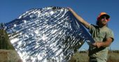 22½ Amazing Uses for Emergency Mylar Space Blankets - We all have a Mylar blanket in our kit somewhere. See 22½ alternative uses for mylar blankets. Can you add any uses to the list?