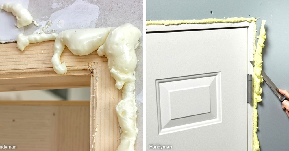 17 Ways to Master Expanding Foam Insulation - Now's the time to work on insulating your home before the temperatures dip down too low. Insulating gaps now is one of the best ways to ensure you're not letting heat out or cold air in this winter. Your furnace will thank you and so will your wallet when the heating bill comes!
