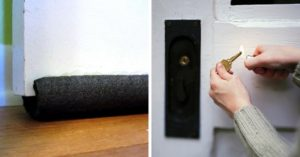 36 Cold Weather Hacks to Keep You Cozy This Winter - Here are some cold weather hacks to get us through the cold winter months. Even better, most of these tips use materials that we already have around the house. For those of us who can't afford a complete renovation this list is perfect.
