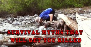 Eight Survival Myths That Will Get You Killed — Survival TV shows are gaining more and more popularity with each airing episode. Although there is a huge amount of information transmitted by the media, a real survival scenario is much more complex than what you see on TV.