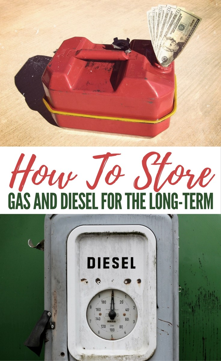 How To Store Gas And Diesel For The Long-Term - Seriously, you may say to your self now, nah, I'll go solar, I'll go without, but you will honestly find it hard like the rest of us. Thats why it is so important to know how to store gas correctly. Image by stockmonkeys.com/flickr