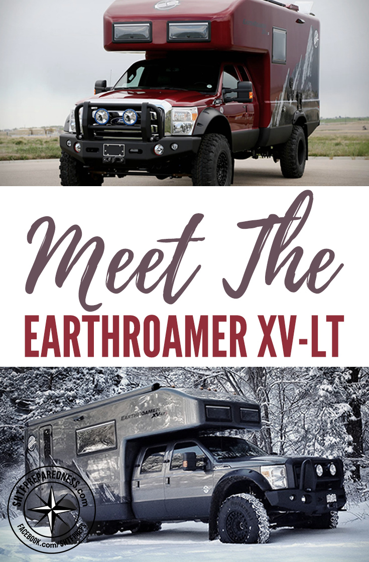 Best Family Bug Out Vehicle : Meet the earthroamer xv lt best bug out vehicle ever