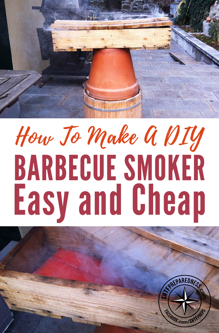 How To Make A DIY Barbecue Smoker Easy And Cheap - 8 diy smokers for enjoying barbeques