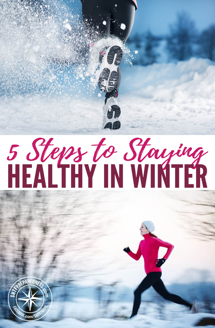 5 Steps To Becoming Wealthy: 5 Steps To Staying Healthy In Winter