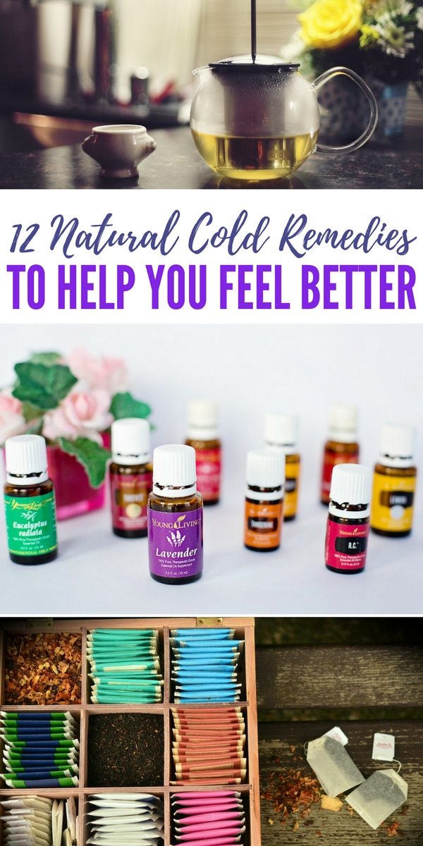 12 Natural Cold Remedies to Help You Feel Better — While many people run to the drugstore at the first sign of a sniffle, it's important to remember that sometimes the side effects can be worse than the symptoms you're trying to treat.