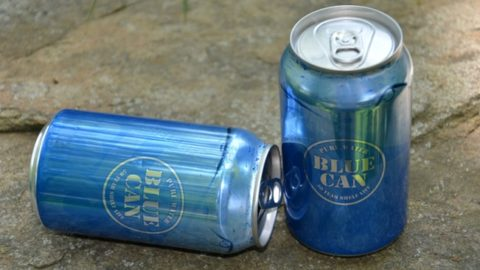 Canned Water with a 50 Year Shelf Life!
