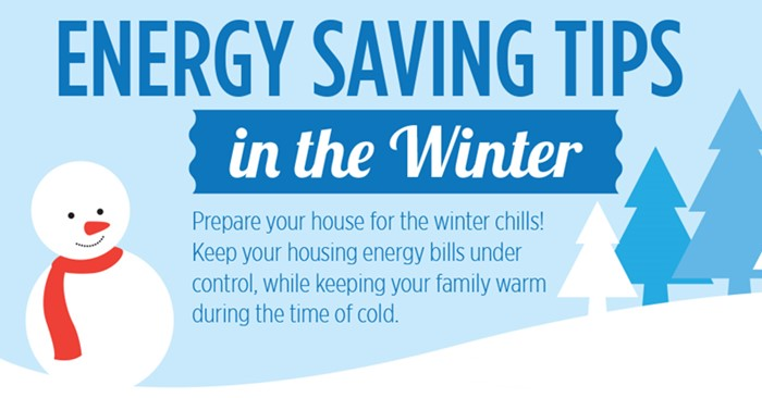Energy Saving Tips For The Winter