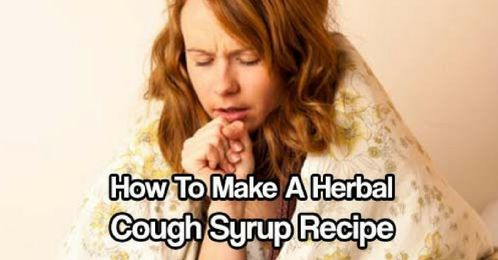 How To Make A Herbal Cough Syrup Recipe — I prefer to support the body in fighting the infection rather than take something that bypasses this natural process. If we were in a SHTF situation, we may not have access to normal over the counter medicine to soothe a sore throat or a nasty cough.