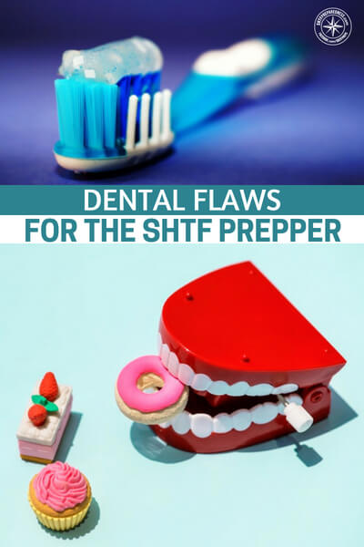 Dental Flaws for the SHTF Prepper — Dental information for the end of the world!