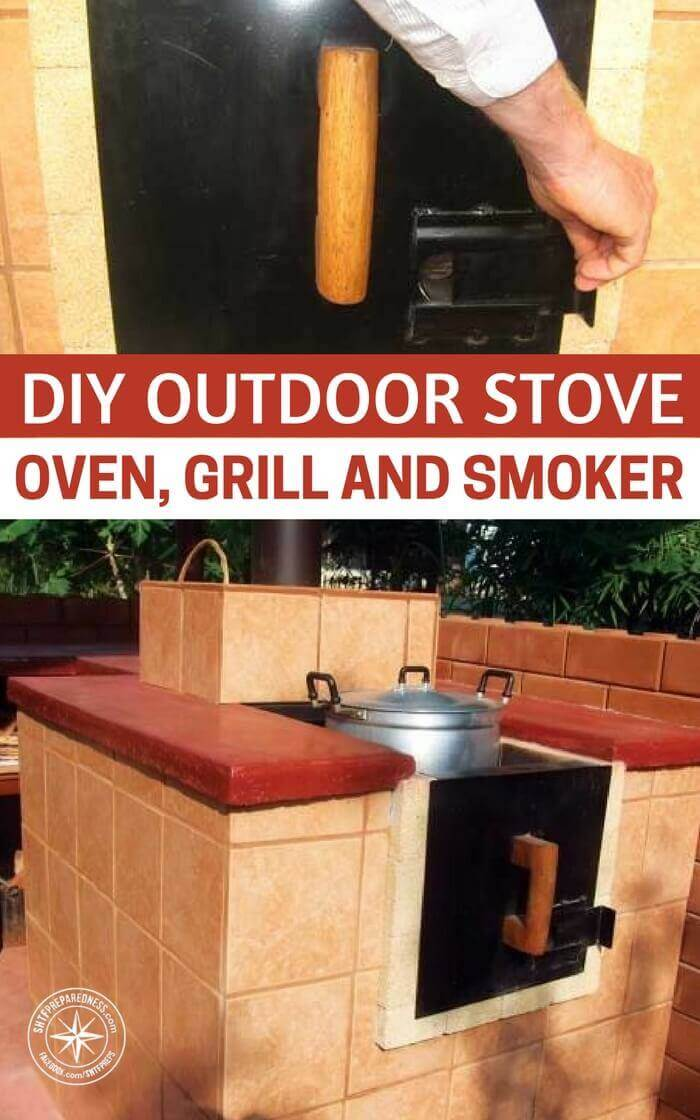 how to make grill stove