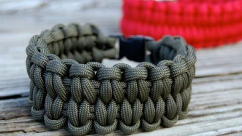 17 Cool Paracord Projects