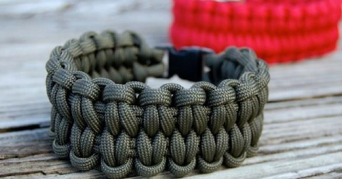 17 Cool Paracord Projects — Paracord is super useful to have in a SHTF or survival situation, since it has so many uses. This lightweight, strong nylon rope can be used secure cargo, suspend a makeshift shelter, and even act as a tourniquet in an emergency situation.