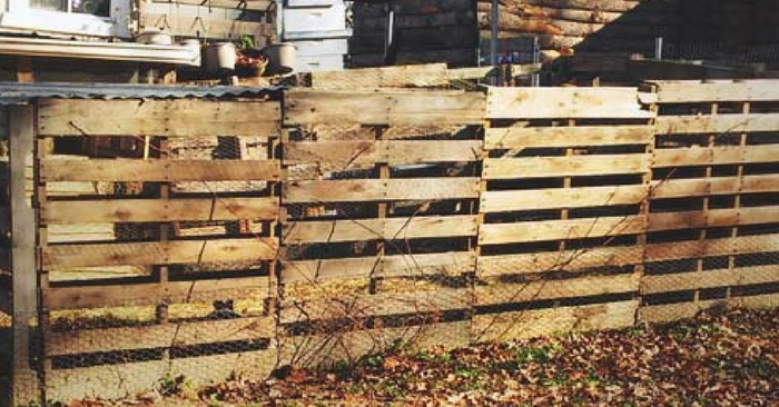 How to Build a Pallet Fence for Almost Nothing (and 6 Pallet Fence Ideas!) — When you're homesteading and starting from scratch, there sure are a lot of expenses! You might have a home to build, a garden to establish, and livestock to buy in order to get the operation going.