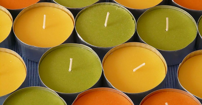 Warning! Most Candles are as Toxic as Cigarettes! — DIY projects are a great way to learn and be self-sufficient, plus sometimes a DIY version of a product can be healthier for you and your family. For instance, many common store-bought candles can give off toxic fumes because of the chemicals and heavy metals they are made with.