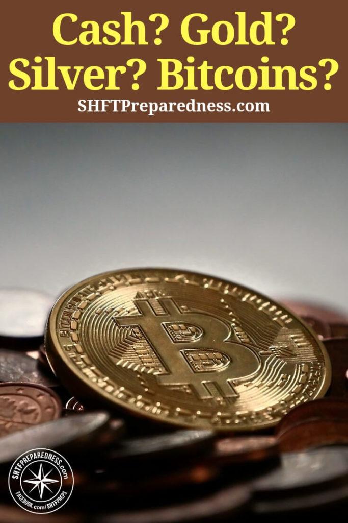 What does an SHTF currency look like?