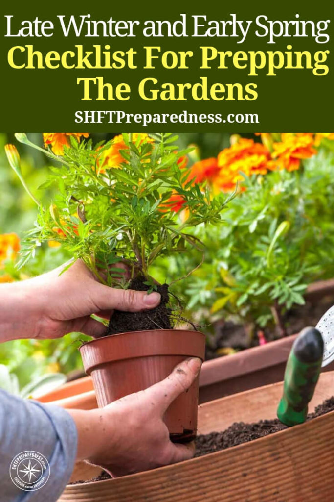 Spring is a time for work. Period. You are going to have a large list of items that you need to consider. One of the biggest is your garden.