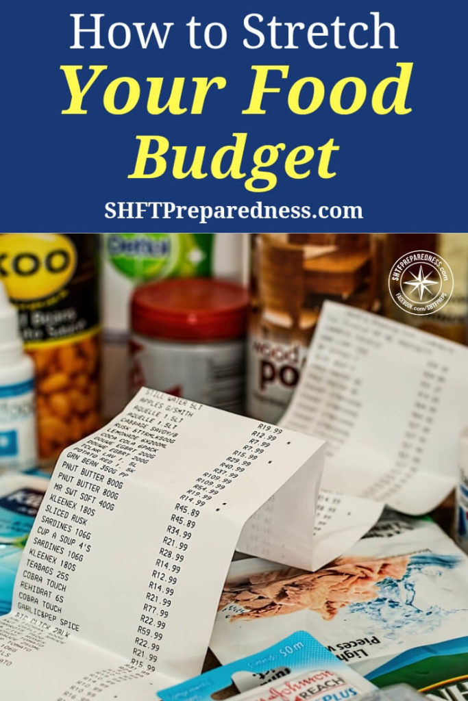 How to Stretch Your Food Budget — Putting together nutritious, satisfying meals for the family can be a challenge, especially when you're on a tight budget or don't have access to all of the foods that you normally would.