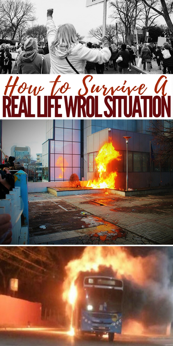 How to Survive a Real Life WROL Situation -life tips