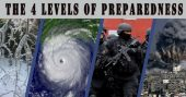 The 4 Levels Of Preparedness You Should Know — Back in the 90s, general preparedness was a normal activity. People were stockpiling food and water in order to be prepared for whatever reason. Nowadays, preparedness is seen as something extreme by the mainstream society. Many people have no idea what it means to be prepared and they fail to understand what it's all about.