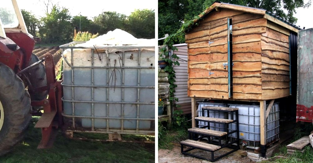 Build Your Own Composting Toilet : The easy empty composting toilet project