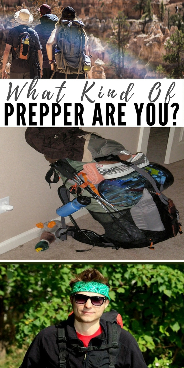What Kind of Prepper Are You? - ready