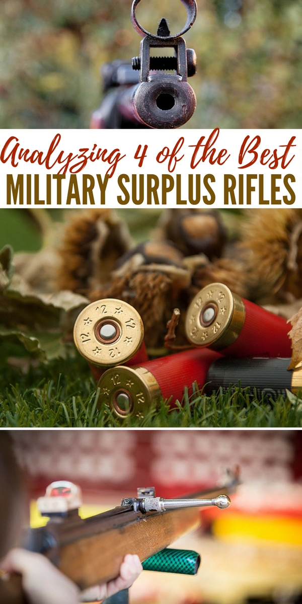 Analyzing 4 of the Best Military Surplus Rifles - tips