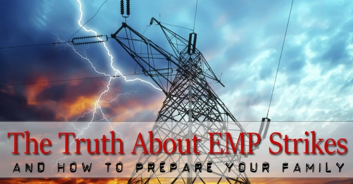 The Truth About EMP Strikes — An EMP (ElectroMagnetic Pulse) is still a terrifying reality. It's a reality that America is still not prepared to face. We have done serious analysis of the issue and its yielded some results, but a nuclear bomb detonated over America could still destroy our power grid or at least sections.